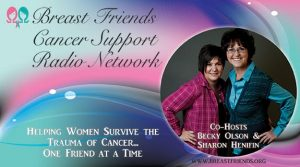 Cancer awareness cancer in the workplace - Shira Litwack on Breast Friends Voice America